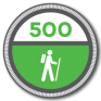 500 Hiking Miles | 100 Alabama Miles Challenge