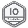 10 Total Miles | 100 Alabama Miles Challenge