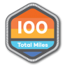 100 Total Miles | 100 Alabama Miles Challenge