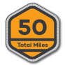 50 Total Miles | 100 Alabama Miles Challenge