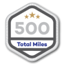 500 Total Miles | 100 Alabama Miles Challenge